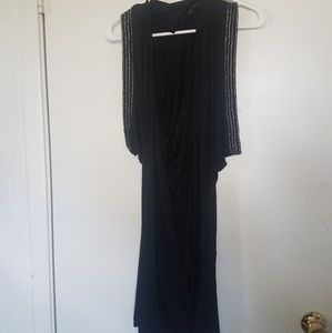 New with tags black party dress